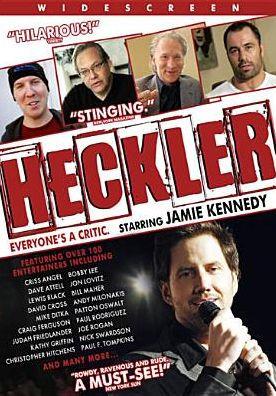 Heckler DVD *AutographedHeckler DVD *Autographed